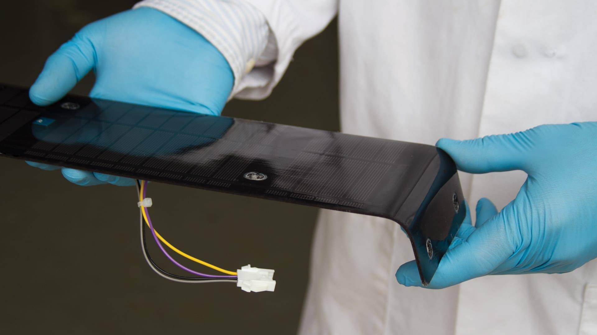 Solar Manufacturing - Solar Capture Custom Solar Module